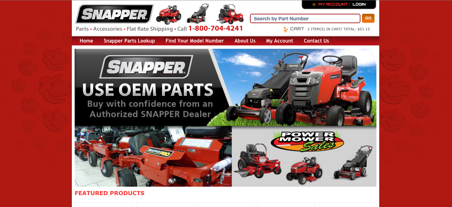 Snapper Parts Distributors Genuine Accessories Enginebriggs Diagram And List For Murray Walkbehindlawnmower Buy Original All Your Lawn Mowers Rear Engine Riders Tractors Walk Behind Snow Throwers
